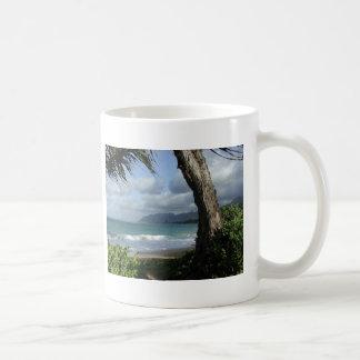 Oahu Beach Coffee Mug