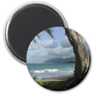 Oahu Beach Magnet