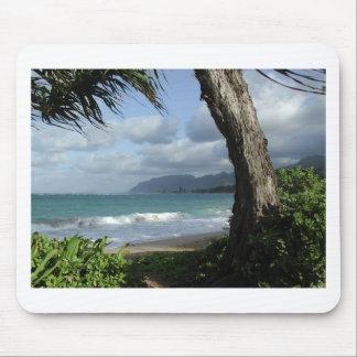 Oahu Beach Mouse Pad