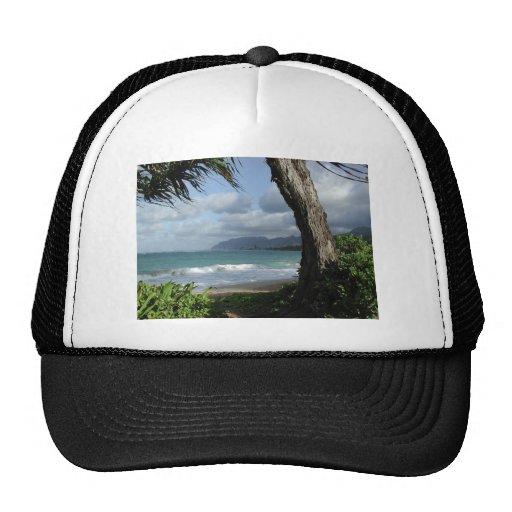 Oahu Beach Trucker Hat
