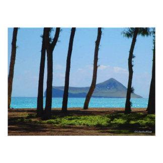Oahu Bliss Custom Announcements