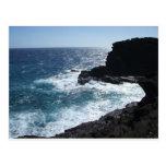 Oahu Blue Post Cards