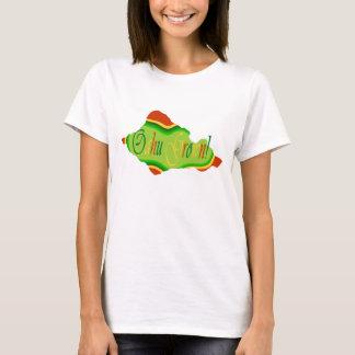 Oahu grown reggae colors shirt