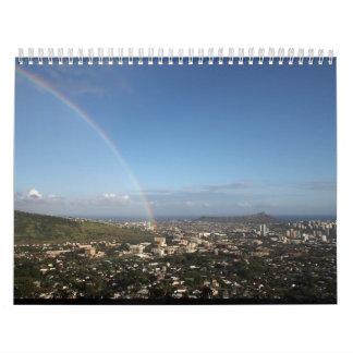 Oahu, Hawaii 2013 Calender Calendar