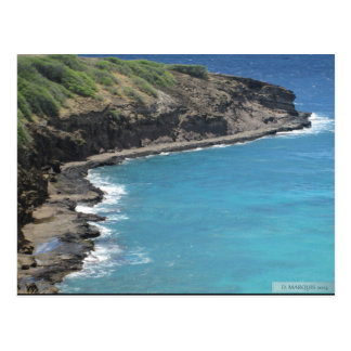 OAHU,HAWAII#4 POSTCARD