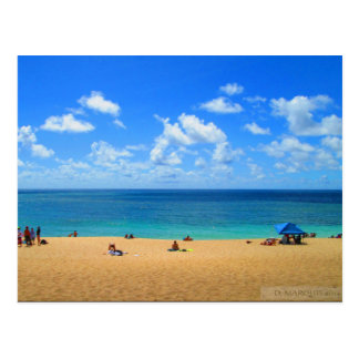 OAHU,HAWAII#7 POSTCARD