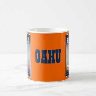 Oahu Hawaii Coffee Mug