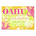 OAHU HAWAII Destination Invitation