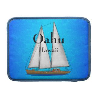 Oahu Hawaii MacBook Air Sleeves
