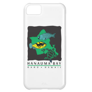 Oahu Hawaii Map Case For iPhone 5C