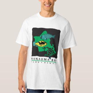 Oahu Hawaii Map T Shirt