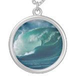 Oahu, Hawaii Custom Necklace