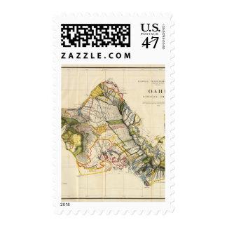 Oahu, Hawaii Sello Postal
