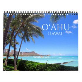 o'ahu hawaii usa 2021 calendar