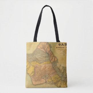 Oahu, Hawaiian Islands Tote Bag