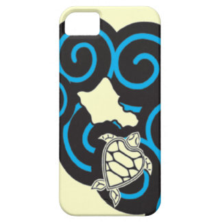 Oahu Island and Hawaii Turtle iPhone SE/5/5s Case