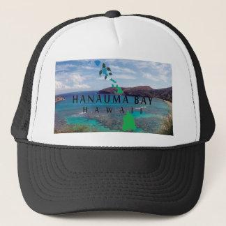 Oahu Island Turtle Trucker Hat