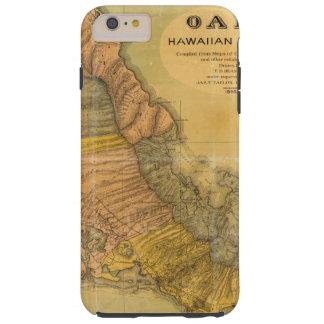Oahu, islas hawaianas funda para iPhone 6 plus tough