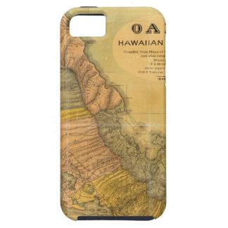 Oahu, islas hawaianas iPhone 5 carcasas