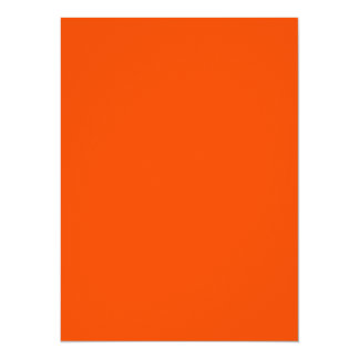 Oahu Orange Hibiscus Hawaiian Sunset Card