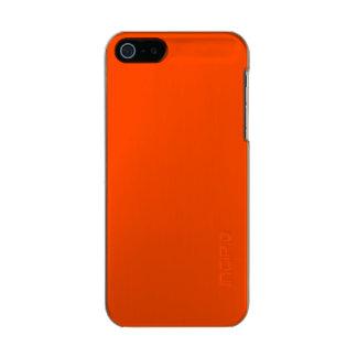 Oahu Orange Hibiscus Hawaiian Sunset Metallic iPhone SE/5/5s Case
