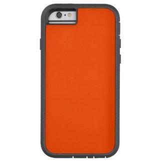 Oahu Orange Hibiscus Hawaiian Sunset Tough Xtreme iPhone 6 Case