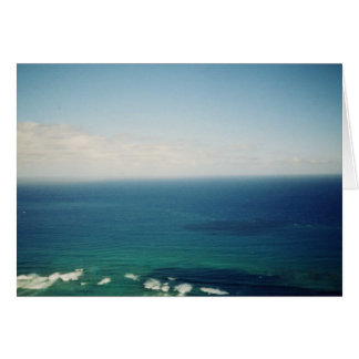 Oahu waters card