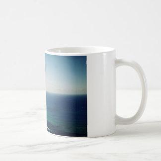 Oahu waters coffee mug