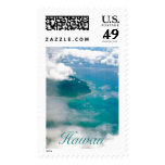 oahufromairstamp postage stamp