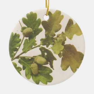 Oak 1907 ceramic ornament