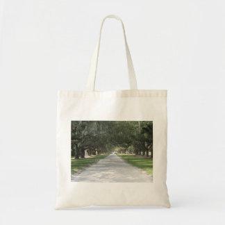 Oak Alley at Boone Hall, Charleston SC Tote Bag