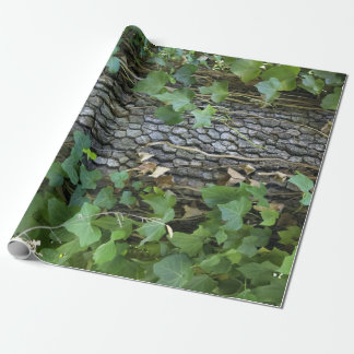Oak and Ivy Wrapping Paper