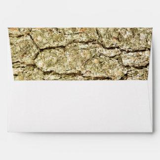 Oak Bark Envelope