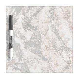 Oak bark inverted lava like background dry erase board