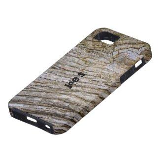 Oak Bark iPhone 5 Cases