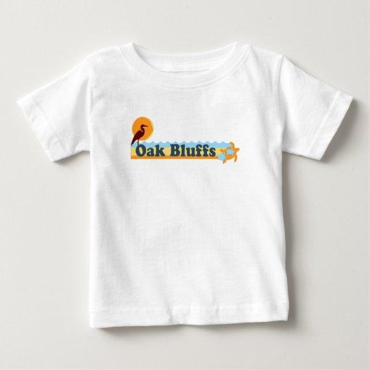 """Oak Bluffs """"Beach"""" Design. Baby T-Shirt"""