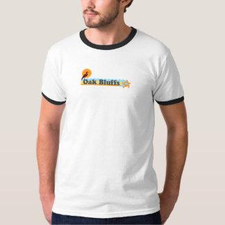 """Oak Bluffs """"Beach"""" Design. T-Shirt"""
