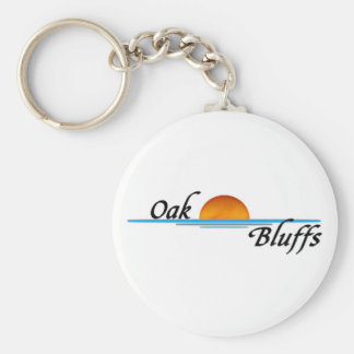 Oak Bluffs Keychain