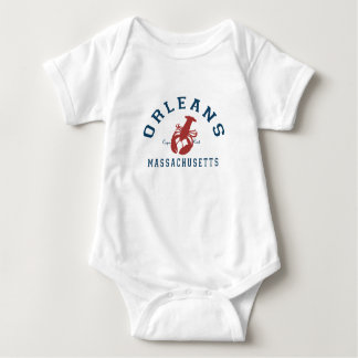 Oak Bluffs - Massachusetts. Baby Bodysuit