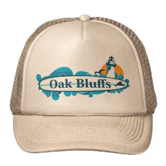 Oak Bluffs - Massachusetts. Trucker Hat