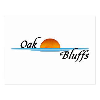 Oak Bluffs Postcard