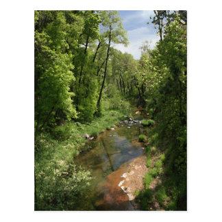 Oak Creek 1 Postcard