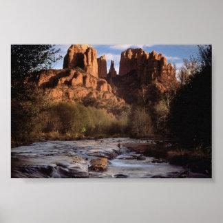 Oak Creek Canyon, Sedona, Arizona Poster