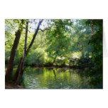 Oak Creek I in Sedona Arizona Nature Photography Greeting Card