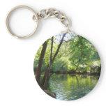 Oak Creek I in Sedona Arizona Nature Photography Keychain