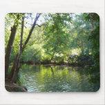 Oak Creek I in Sedona Arizona Nature Photography Mouse Pad