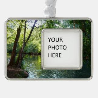 Oak Creek I in Sedona Arizona Nature Photography Ornament