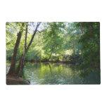 Oak Creek I in Sedona Arizona Nature Photography Placemat