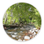 Oak Creek II in Sedona Arizona Nature Photography Ceramic Knob