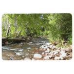 Oak Creek II in Sedona Arizona Nature Photography Floor Mat